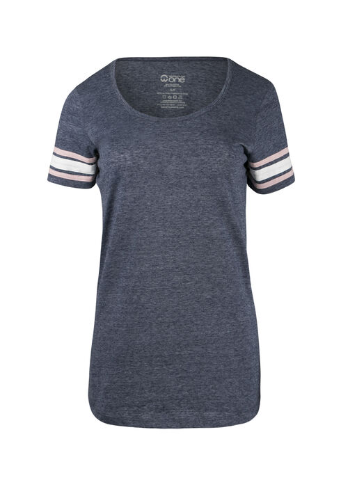 Ladies' Football Tee, ECLIPSE, hi-res