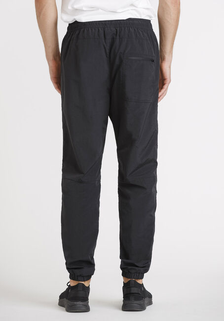 Men's Track Jogger Pant, BLACK, hi-res