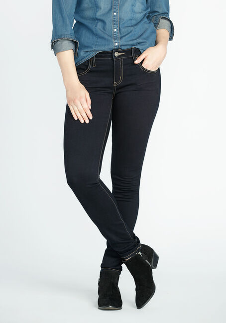 Women's Clean Wash Skinny Jeans