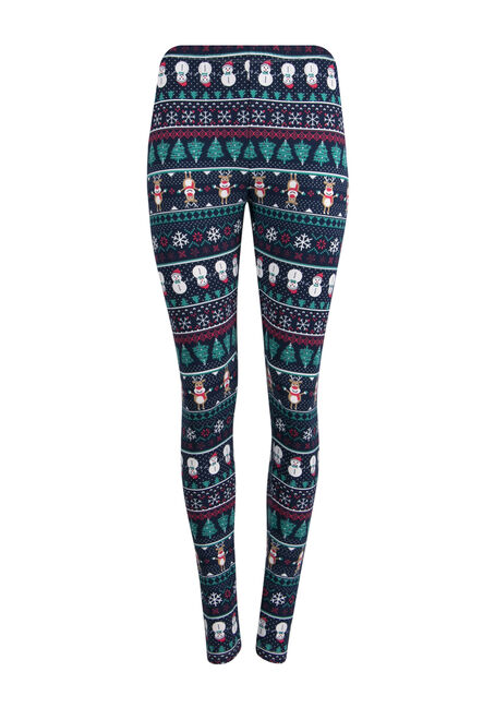 Ladies' Holiday Legging