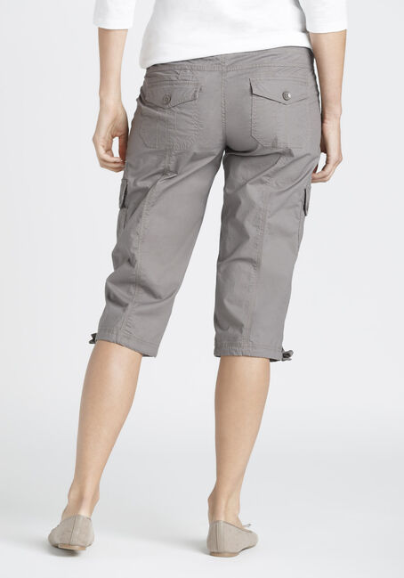 Ladies' Cargo Capri, TAUPE, hi-res