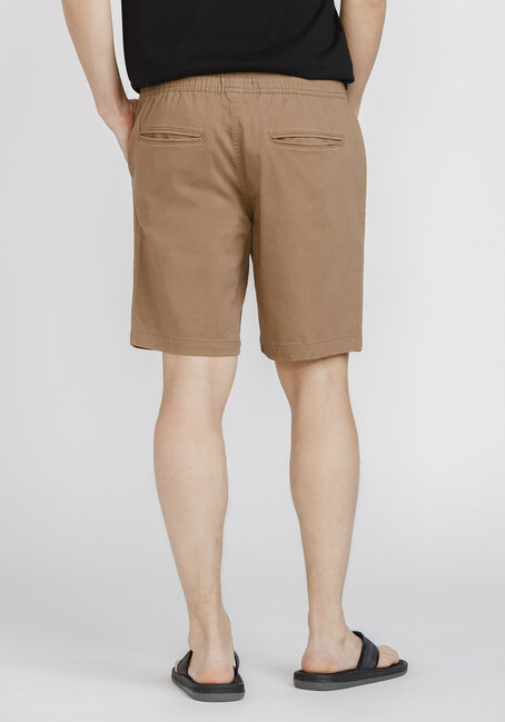 Men's Jogger Short, TOBACCO, hi-res