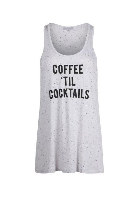 Ladies' Coffee 'Til Cocktails Tank