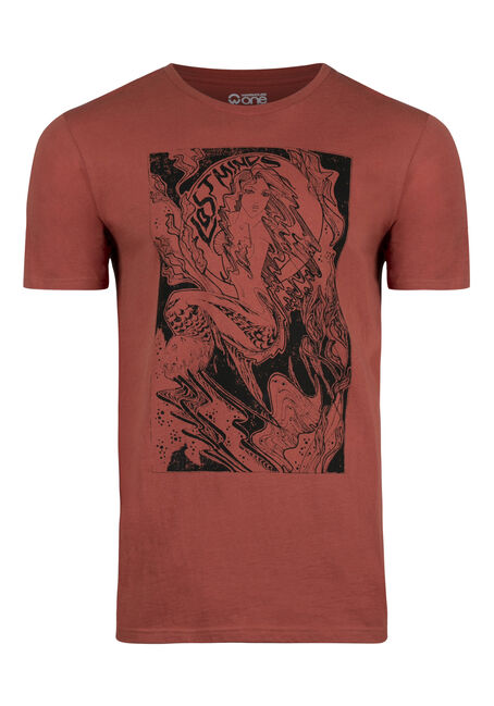 Men's Mermaid Tee