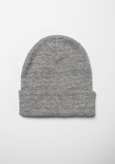 Men's Ribbed Hat