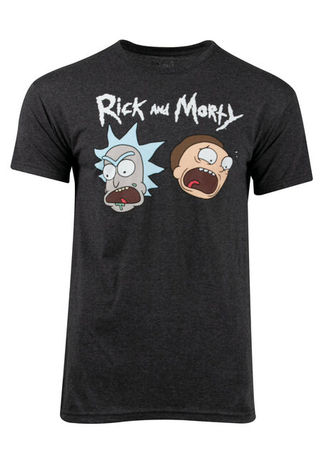 Men's Rick & Morty Tee