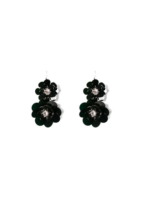 Women's Fancy Flower Earrings