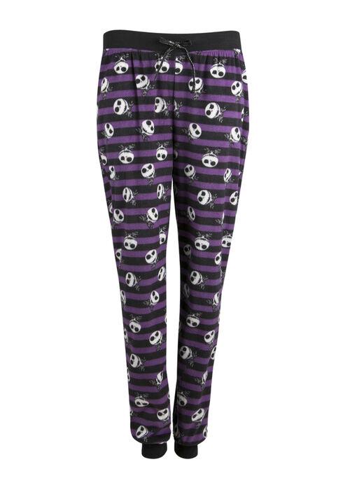 Ladies' Nightmare Lounge Pant, PURPLE, hi-res