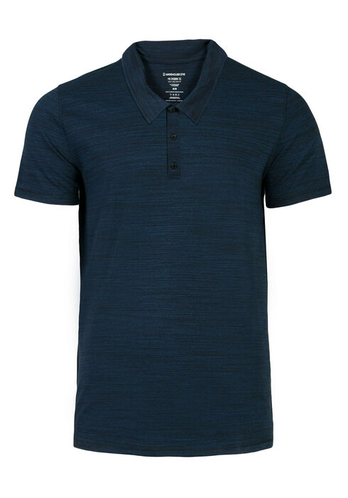 Men's Everyday Polo Tee, ROYAL BLUE, hi-res