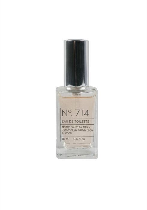 Ladies'  Perfume No. 714, VANILLA, hi-res