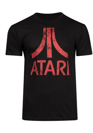 Men's Atari Tee, BLACK, hi-res