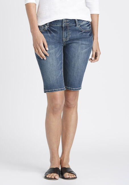 Ladies' Relaxed Bermuda Short