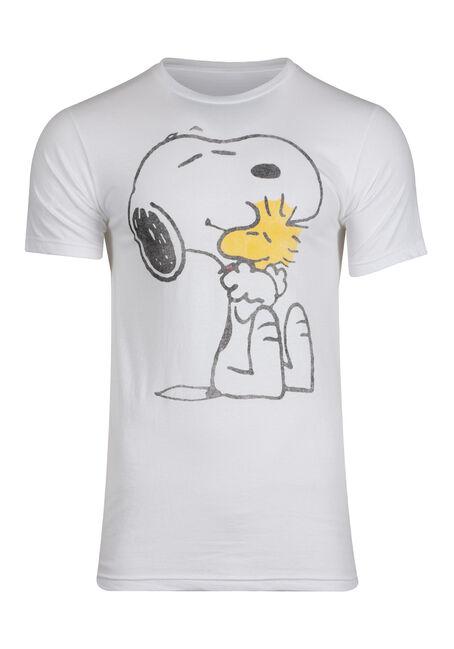 Men's Snoopy & Woodstock Tee