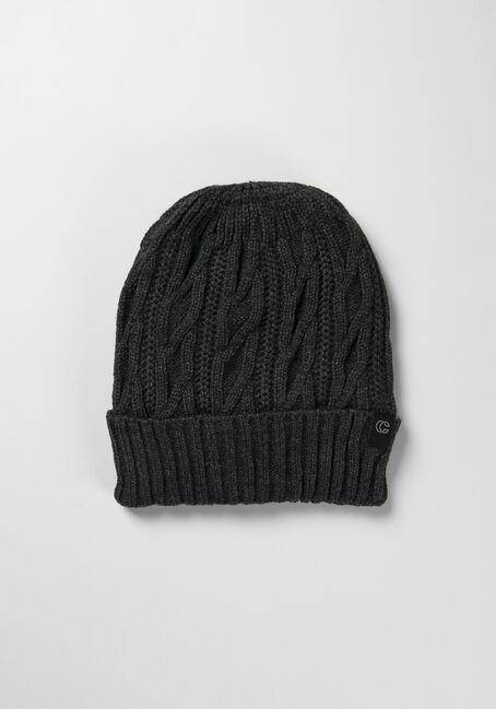 Men's Cable Knit Toque