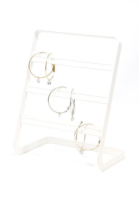 Women's 3 Pair Earring Set