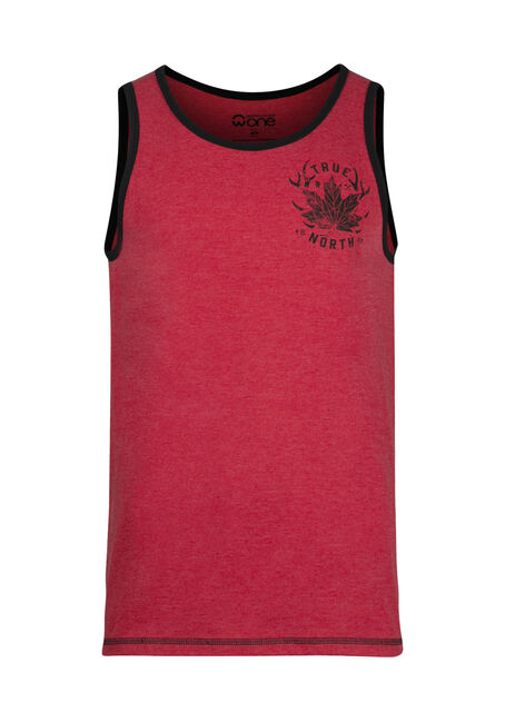 Men's True North Maple Leaf Tank