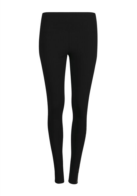 Ladies' Lace Insert Legging