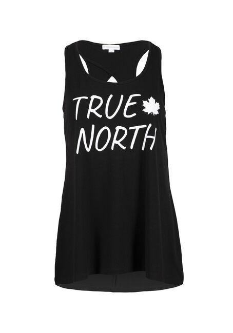Women's True North Keyhole Tank