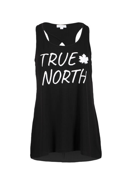 Women's True North Keyhole Tank