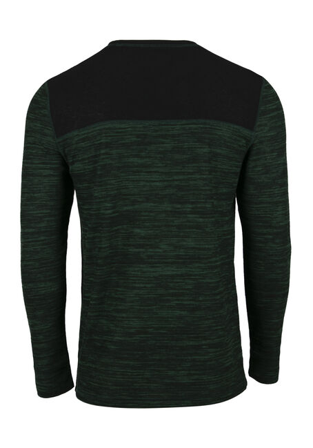 Men's Crew Neck Tee, PINE, hi-res