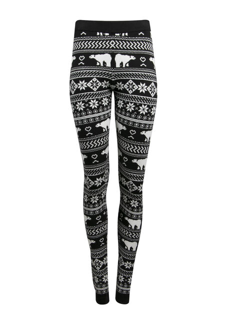 Ladies' Polar Bear Legging