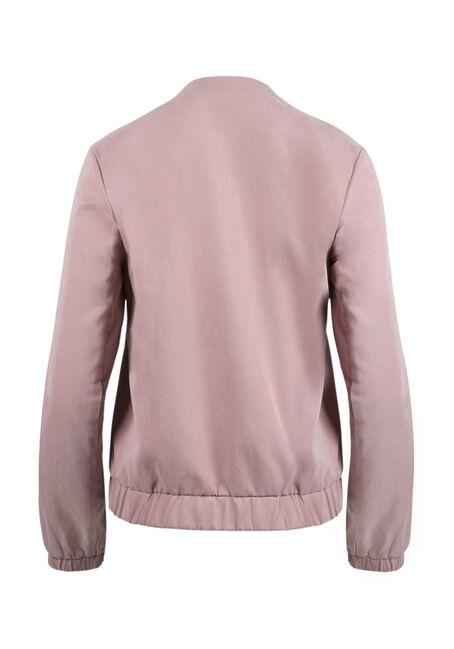 Ladies' Bomber Jacket, PINK, hi-res