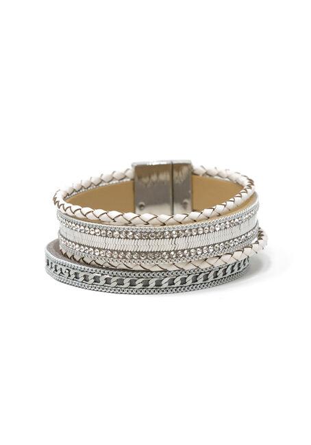 Ladies' Magnetic Wrap Bracelet