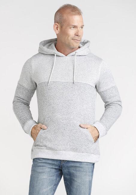 Men's Sweater Knit Hoodie