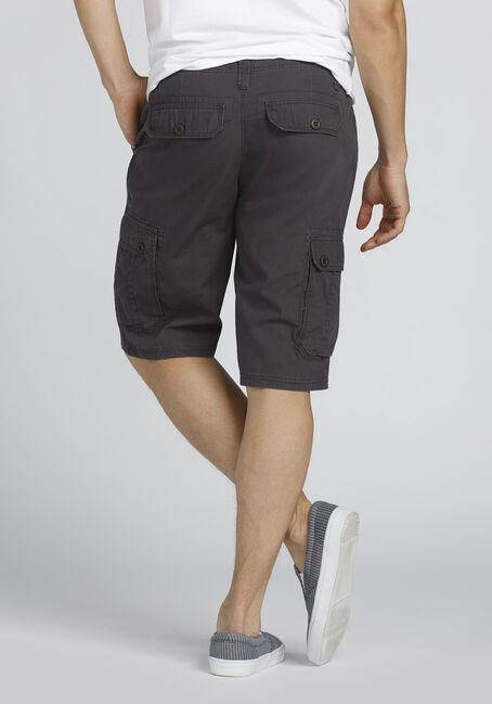 Men's Cargo Short, CHARCOAL, hi-res