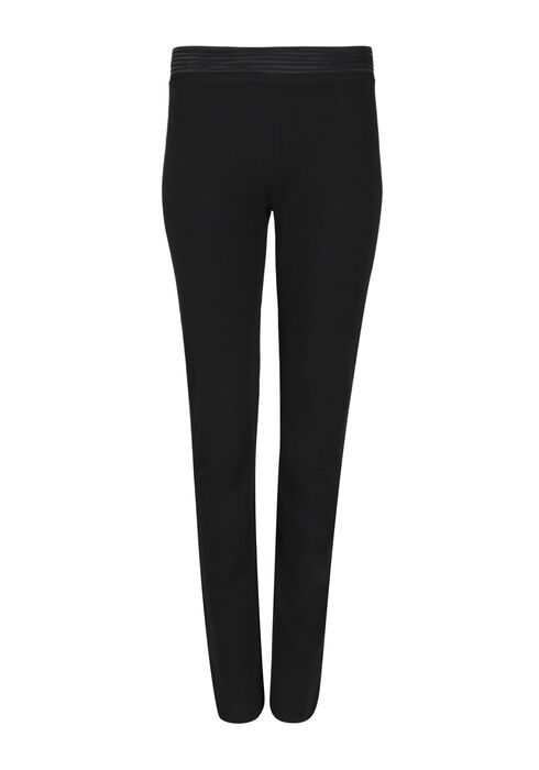 Ladies' Yoga Pant, BLACK, hi-res