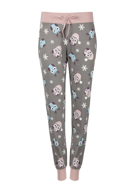 Ladies' Owl Jogger
