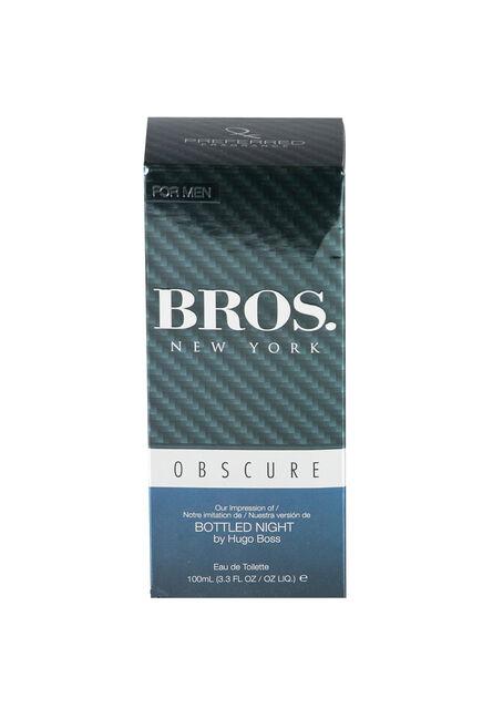 Men's Bros. Cologne, SILVER, hi-res