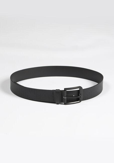 Men's Textured Belt
