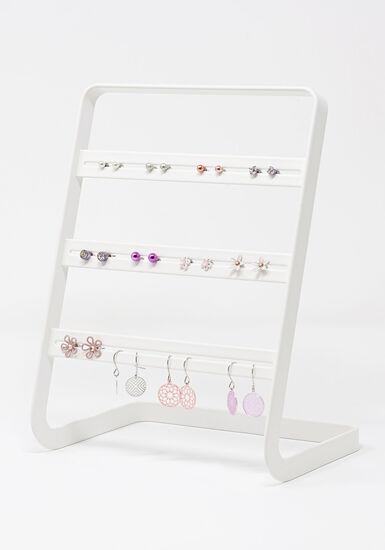 Women's 12 Pair Earring Set, LILAC, hi-res
