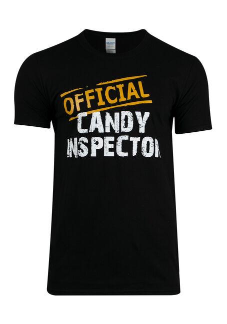 Men's Candy Inspector Tee