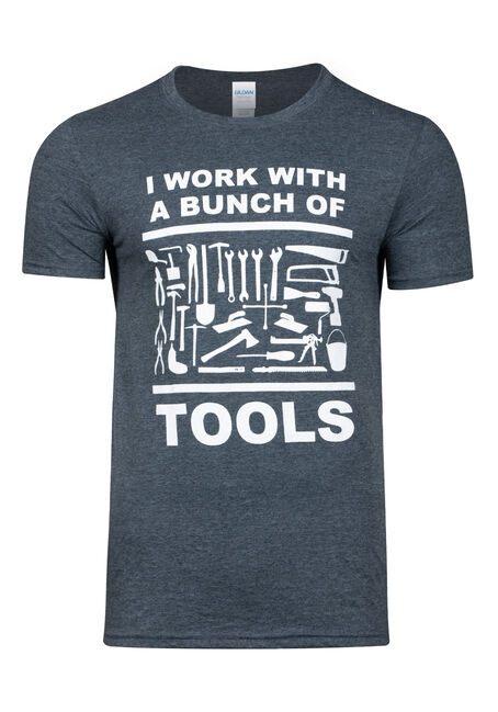 Men's Bunch of Tools Graphic tee