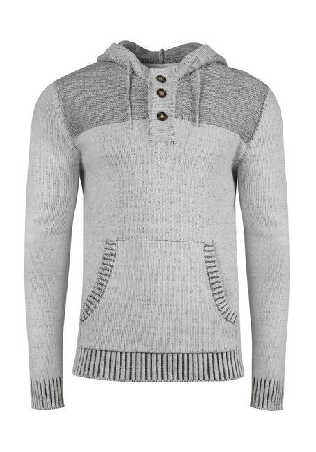 Men's Henley Sweater