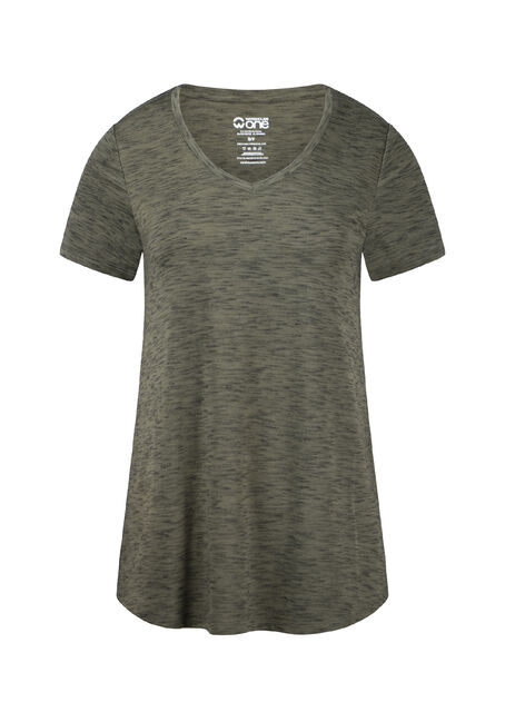 Women's Drapey V-Neck Tee
