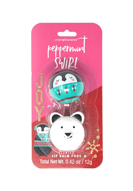 Peppermint Lip Pod Set
