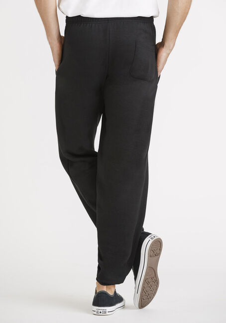 Men's Sweatpant, BLACK, hi-res