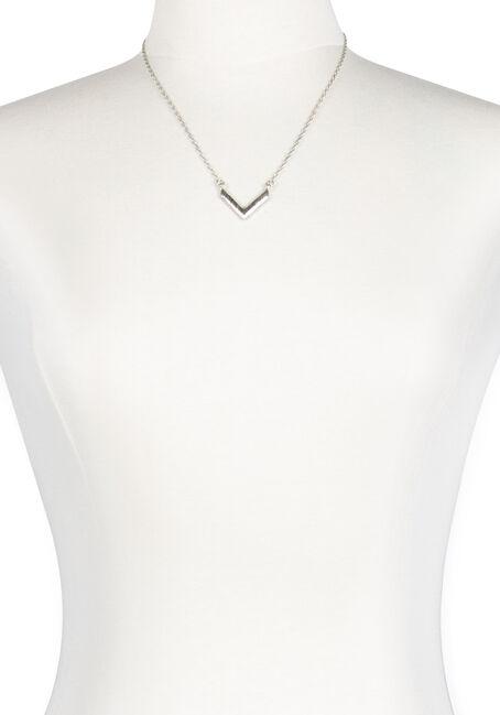 Women's Chevron Necklace