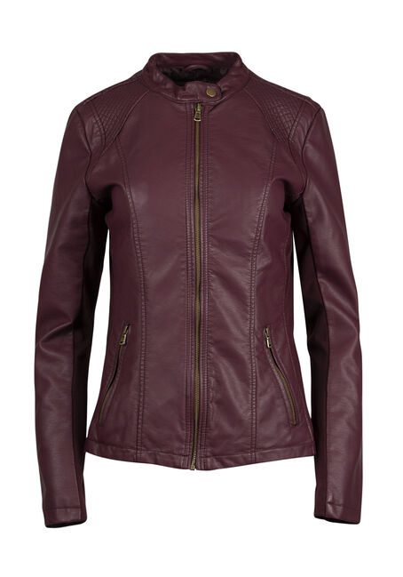 Ladies' Moto Jacket