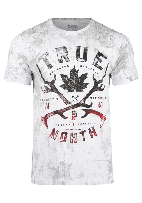 Men's True North Graphic Tee