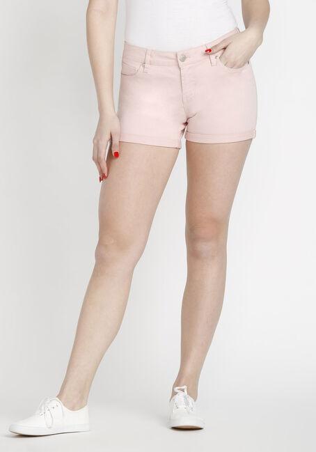 Women's Coloured Not-So-Short Short