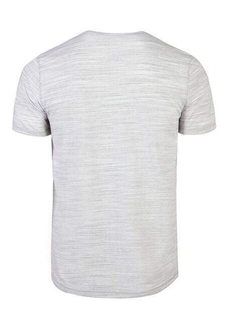 Men's Everyday V-neck Tee, WHITE, hi-res
