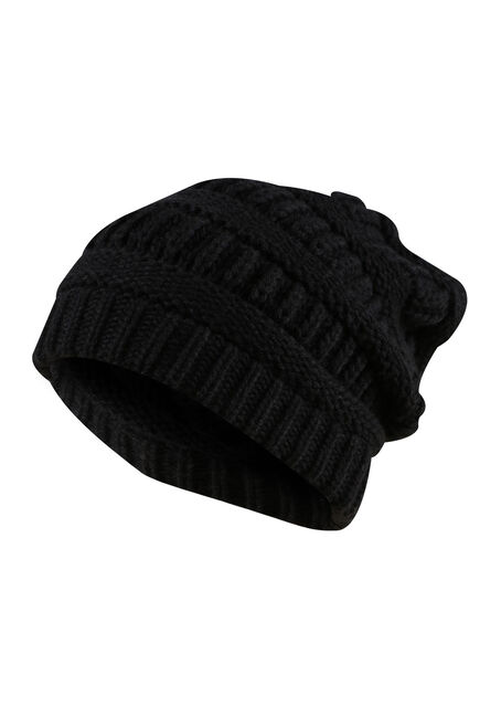Ladies' Chunky Slouchy Hat