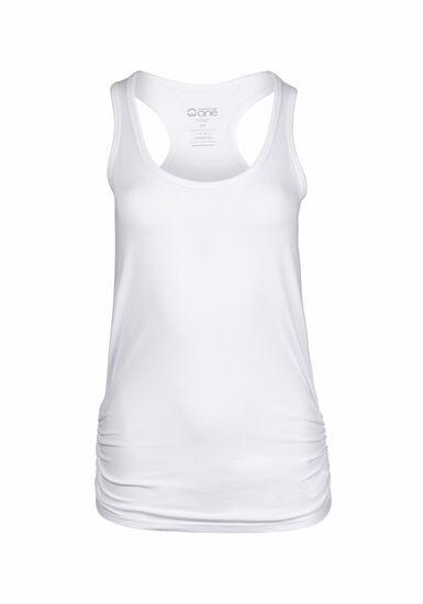 Women's Super Soft Tank, WHITE, hi-res