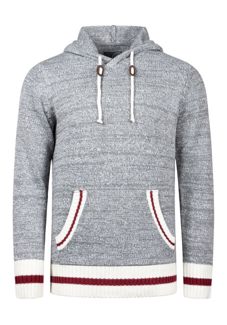 Men's Hooded Cabin Sweater