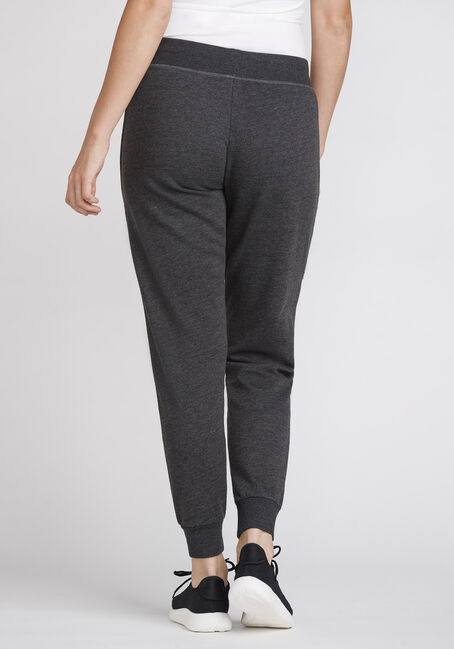 Women's Moto Jogger, CHARCOAL, hi-res