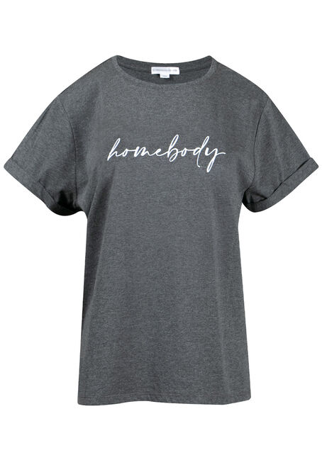 Women's Homebody Boyfriend Tee